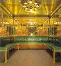 Лифт в резиденции Гитлера
