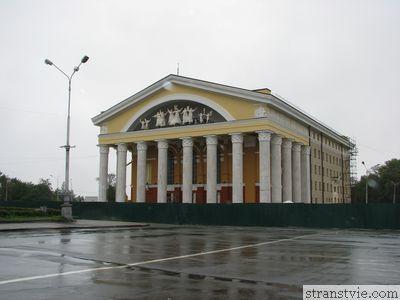 Театр в Петрозаводске