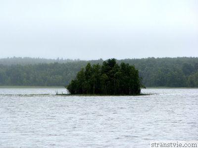 Остров на Онежском озере