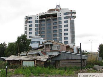 архитектура Петрозаводска