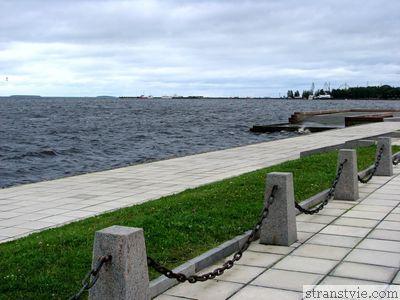 Петрозаводск набережная