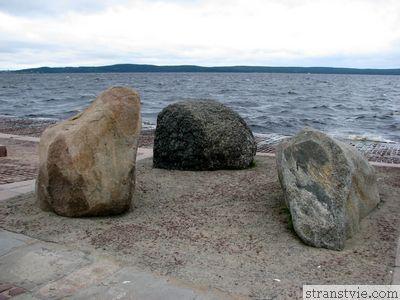 камни в карелии