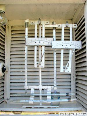 Термометры для измерения погоды