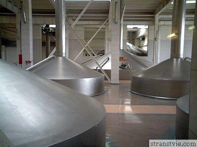 завод по производству пива Очаково