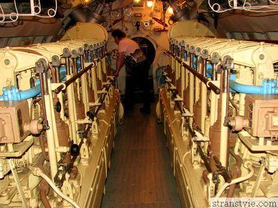 Дизель на подводной лодке