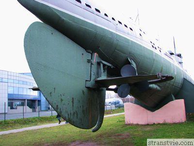 Подводная лодка Народоволец