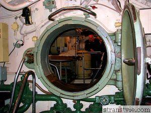 Подводная лодка Народоволец в Санкт-Петербурге