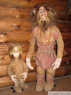Ригачник из музея кукол