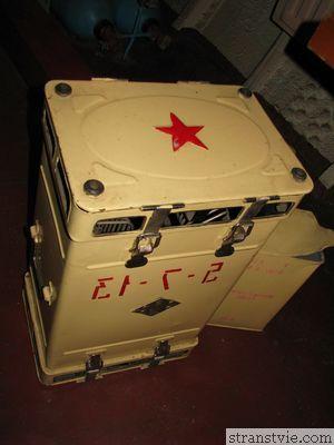 Ящик для производства свежего воздуха
