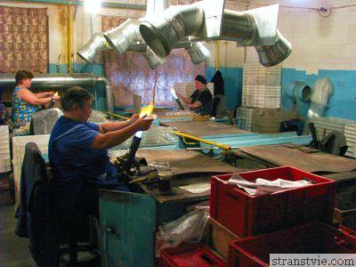 Цех по производству ёлочных игрушек