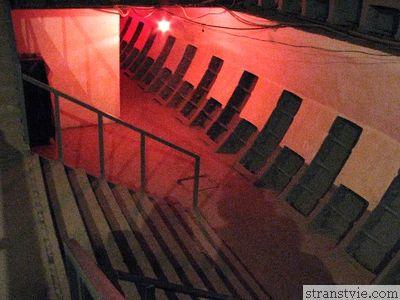 подземелье Москвы