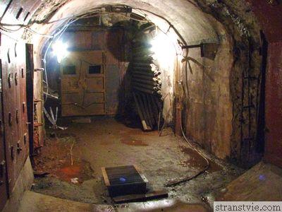 подземное метро