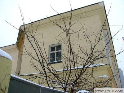 секретный дом недалеко от метро таганская