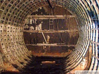 подземный тоннель