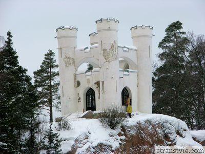 Замок Людвингштейн