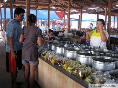 Рынок Таиланда