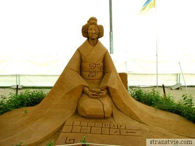 Дзен-буддистка