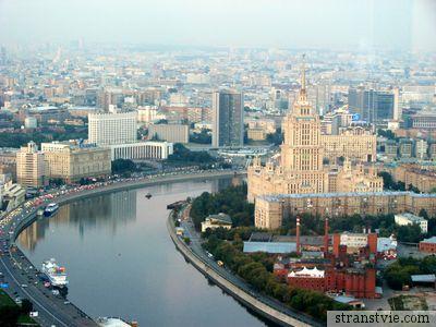 Москва сити башня федерация 59 й