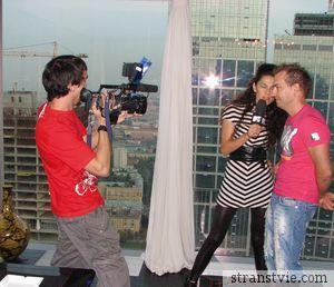 Вечеринка MTV в Москва-сити