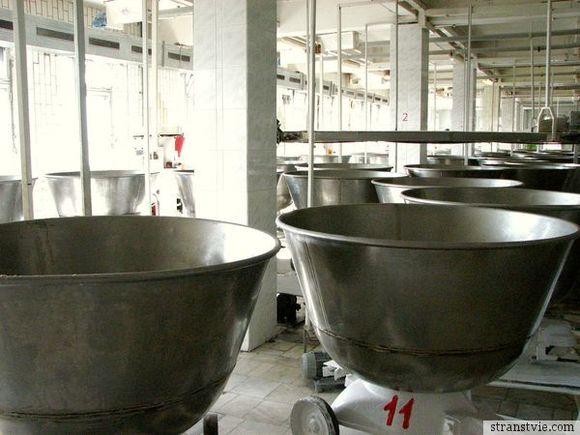 Чашки для теста хлеба