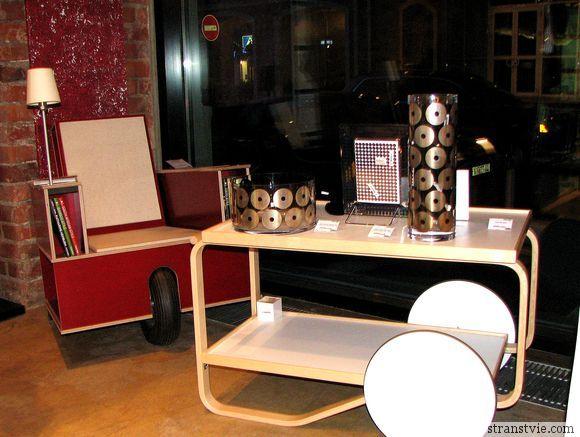 Мебель в музее дизайна