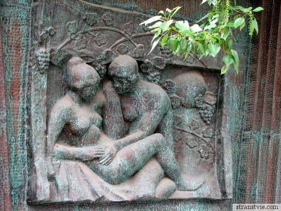 памятник камасутре
