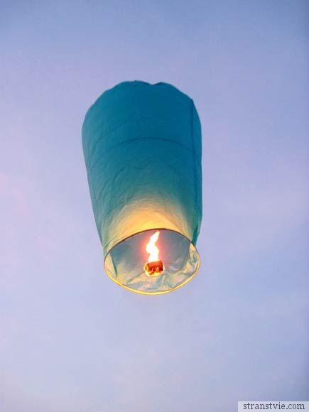 Небесный фонарик