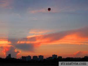 НЛО в Москве