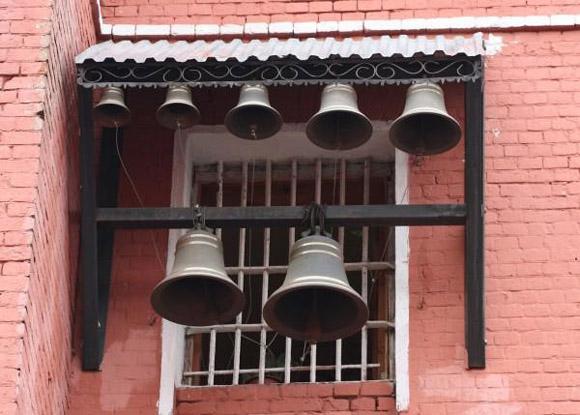 Владимирский централ колокола