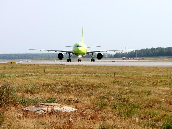 Сибирь самолет