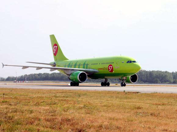 Самолет Сибирь
