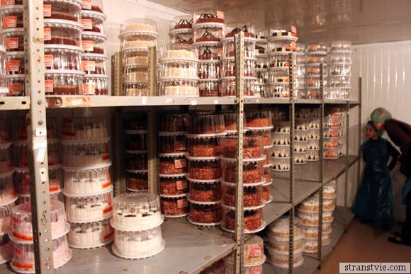 Скад тортов и пирожных