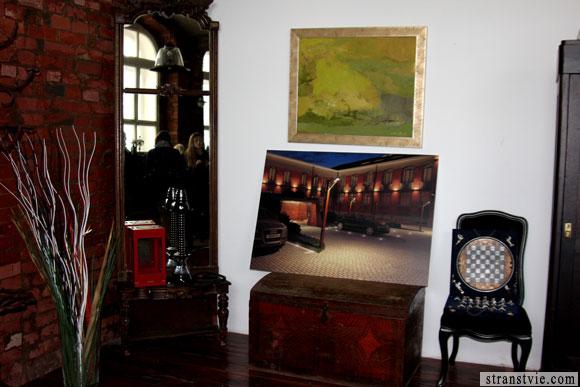 шоу-рум в кадашевских палатах