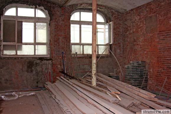 кадашевские палаты в стиле лофт