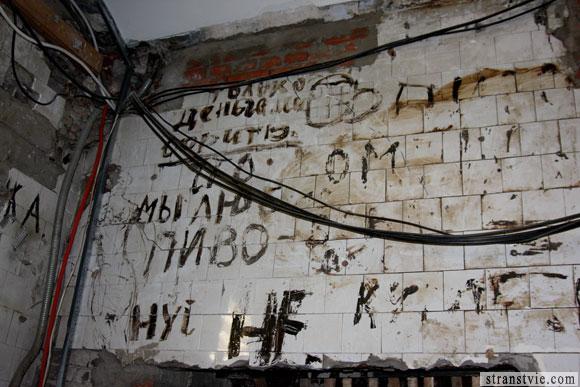 кадашевские палаты - настенная живопись