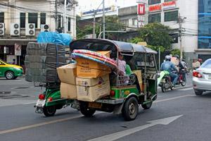 Барахолка в Бангкоке