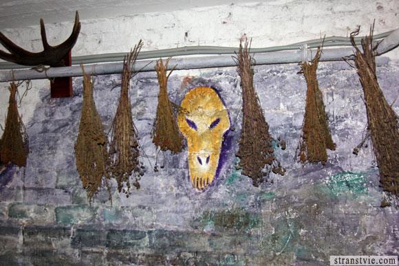 Порошок из египетских мумий