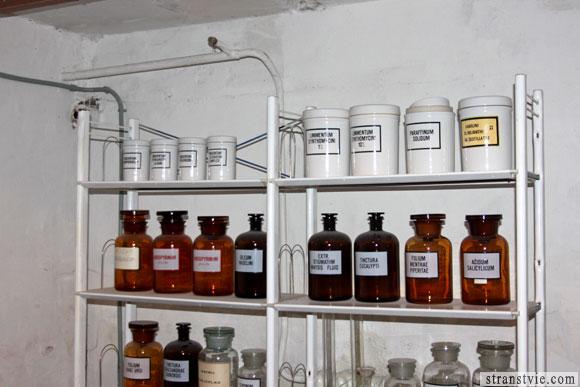 Лаборатория в аптеке