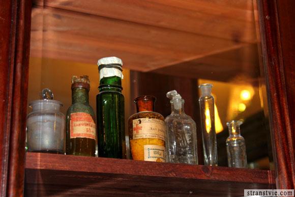 старинные лекарства