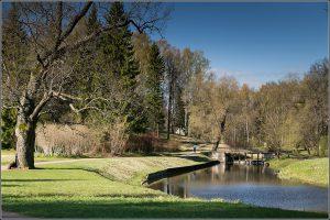 Сады и парки России