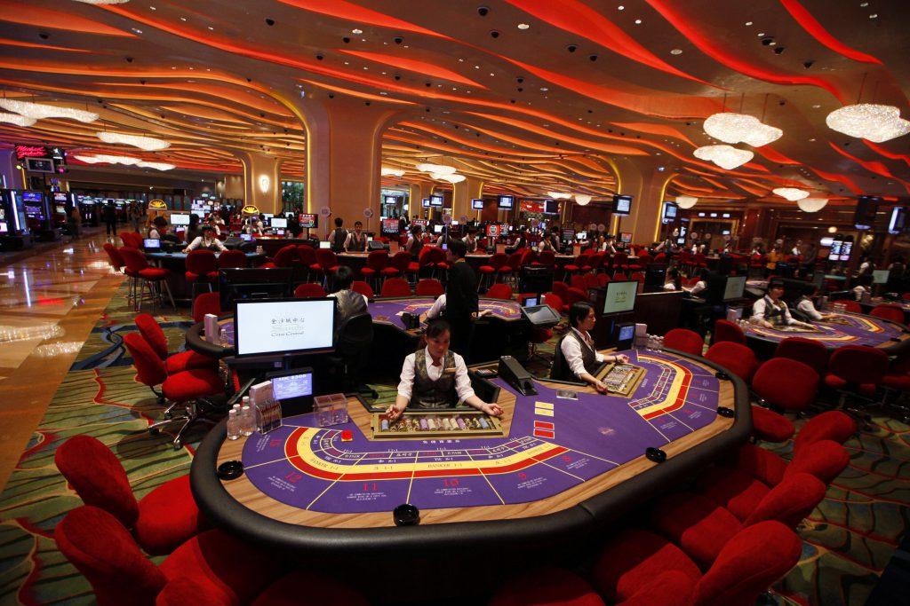 Ayre gambling